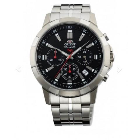 Reloj Orient Cronógrafo hombre fkv00003
